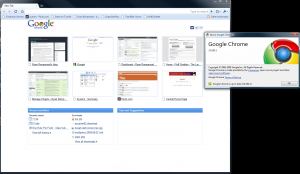 New Layout Chrome v3.0.193.1