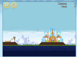 Angry Birds - Chrome!