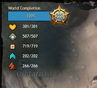 World Completion